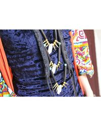 Love Leather - Multicolor Crystal Kingdom Necklace - Lyst