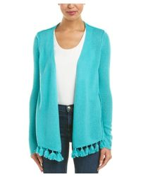 Autumn Cashmere - Green Cardigan - Lyst