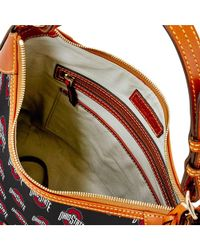 Dooney & Bourke - Multicolor Ncaa Ohio State Hobo Shoulder Bag - Lyst