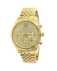 Michael Kors - Natural Women's Watch - Lyst
