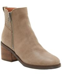 Lucky Brand - Brown Kalie Boot - Lyst