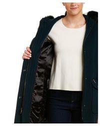 Trina Turk | Multicolor Addilyn Wool & Cashmere-blend Coat | Lyst