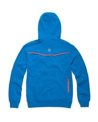 GRAVITY CHECK - Blue Men's Puncheur Hoodie for Men - Lyst