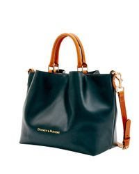 Dooney & Bourke - Multicolor City Large Barlow Top Handle Bag - Lyst