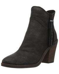 Lucky Brand - Black Women's Lk-pavel Ankle Boot - Lyst