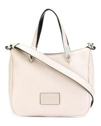 Marc By Marc Jacobs - Women's Pink Leather Shoulder Bag - Lyst
