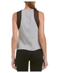 Lamade - Gray Brooks Muscle T-shirt - Lyst