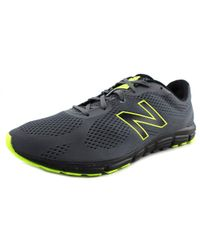 New Balance - M600 Men Round Toe Synthetic Gray Running Shoe for Men - Lyst