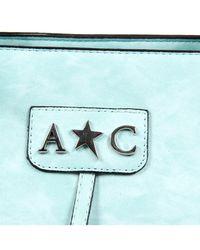 Andrew Charles by Andy Hilfiger - Andrew Charles Womens Handbag Green Rain - Lyst