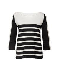 Bogner - Black Knit Sweater Janika - Lyst