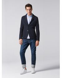 Bogner - Blue Sports Coat Robin for Men - Lyst