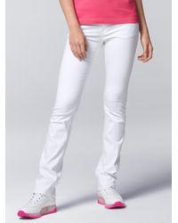 Bogner - White Shaping Jeans Grace - Lyst