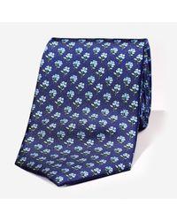 Bonobos - Blue Silk Necktie for Men - Lyst