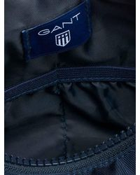 Gant - Men's Original Washbag, Blue Men's Sports Bag In Blue for Men - Lyst