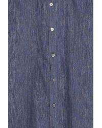 Paul & Joe - Blue Turbin Shirt - Lyst