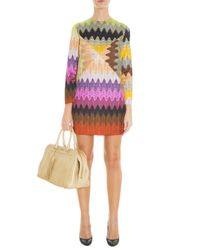 Missoni - Metallic Bag - Lyst