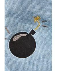Paul & Joe - Blue Felipe Tote Bag - Lyst
