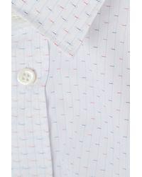 Paul & Joe - White Tripode Shirt for Men - Lyst