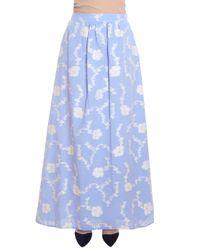 Paul & Joe - Blue Inlain Skirt - Lyst