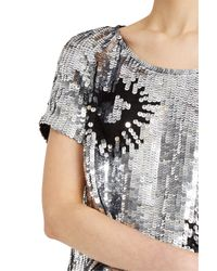 Paul & Joe - Metallic Ginny Top - Lyst