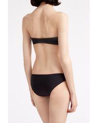 Lisa Marie Fernandez - Black Lauren Neoprene Bikini - Lyst