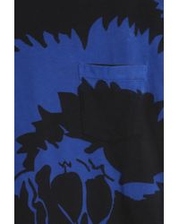 Rag & Bone - Black Liberty Pocket T-shirt - Lyst