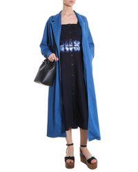 Rachel Comey - Blue Zia Denim Trench Coat - Lyst