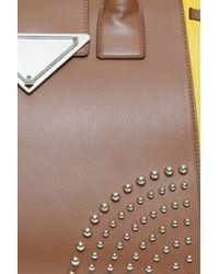 Sara Battaglia - Multicolor Giovanna Leather Bag - Lyst