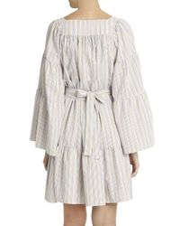 Lisa Marie Fernandez - Multicolor Peasant Dress - Lyst