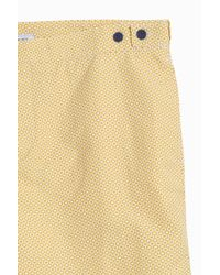 Frescobol Carioca - Yellow Ipanema Tailored Shorts - Lyst
