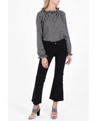 M.i.h Jeans | Multicolor Sandy High Neck Top | Lyst
