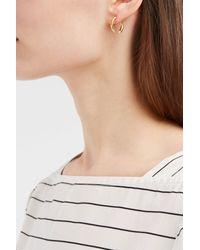 Maria Black - Metallic Broken Small Earring - Lyst