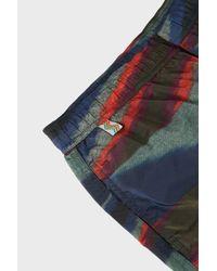 Missoni - Blue Space Dye Swim Shorts for Men - Lyst