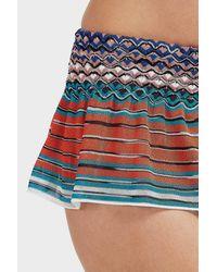Missoni - Multicolor Punto Sepente Two-piece Bikini - Lyst
