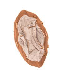 Brahmin - Brown Cheyenne Leather Tote - Lyst