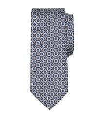 Brooks Brothers | Blue Tonal Medallion Tie for Men | Lyst