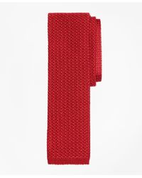 Brooks Brothers | Textured Knit Tie for Men | Lyst