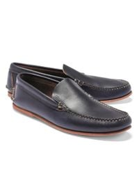 Brooks Brothers | Blue Rancourt & Co American Loafers for Men | Lyst