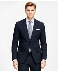 Brooks Brothers - Blue Fitzgerald Fit Brookscool® Suit for Men - Lyst