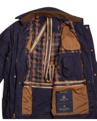 Brooks Brothers - Green And Beretta Cordura Jacket for Men - Lyst