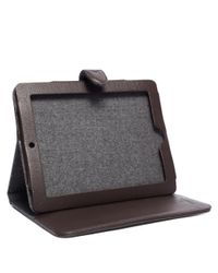 Brooks Brothers | Gray Flannel Tablet Case for Men | Lyst