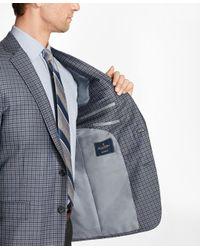 Brooks Brothers - Blue Regent Fit Multi-check Sport Coat for Men - Lyst