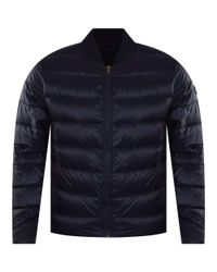 Michael Kors - Midnight Blue Winter Weight Down Jacket for Men - Lyst