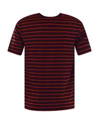 McQ Alexander McQueen - Red T-shirt for Men - Lyst