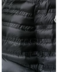Moncler - Black Quilted Long Sleeve Jacket - Lyst