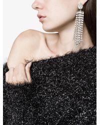 DANNIJO - Metallic Sade Chandelier Earrings - Lyst