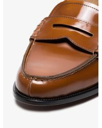 Church's - Brown Kara Leather Loafers - Lyst