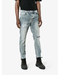 Ksubi - Blue Chitch Chop Slice N Dice Jeans for Men - Lyst