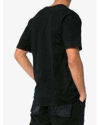 (w)taps - Black Axe Logo T-shirt for Men - Lyst