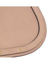 Chloé - Natural Bracelet Bag Nile Leather Beige - Lyst
